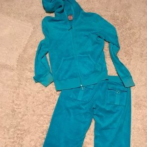 Juicy Couture Terry Tracksuit